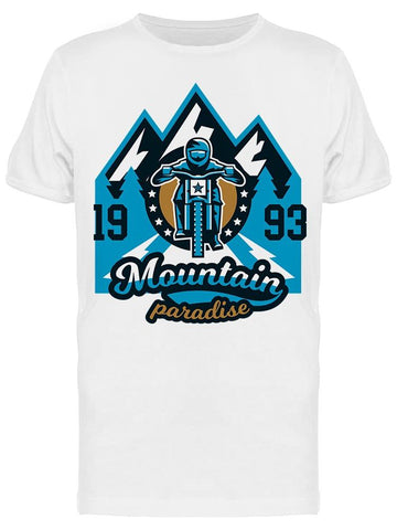 1993 Mountain Paradise Tee Men's -Image by Shutterstock