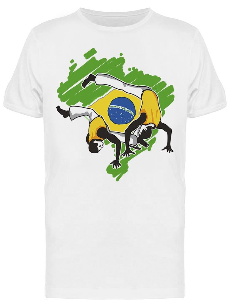 Brazilian Martial Art Tee Men's -Image by Shutterstock