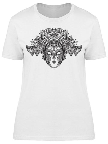 Abstract Mask Tee Women's -Image by Shutterstock