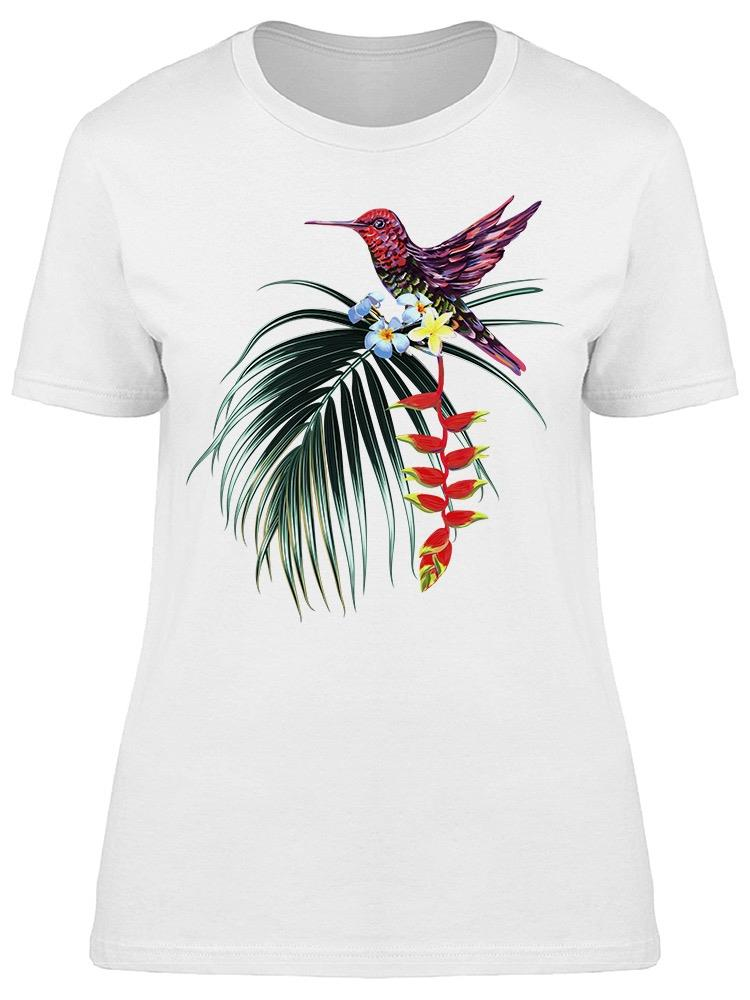Hummingbird Flying Tee Women's -Image by Shutterstock