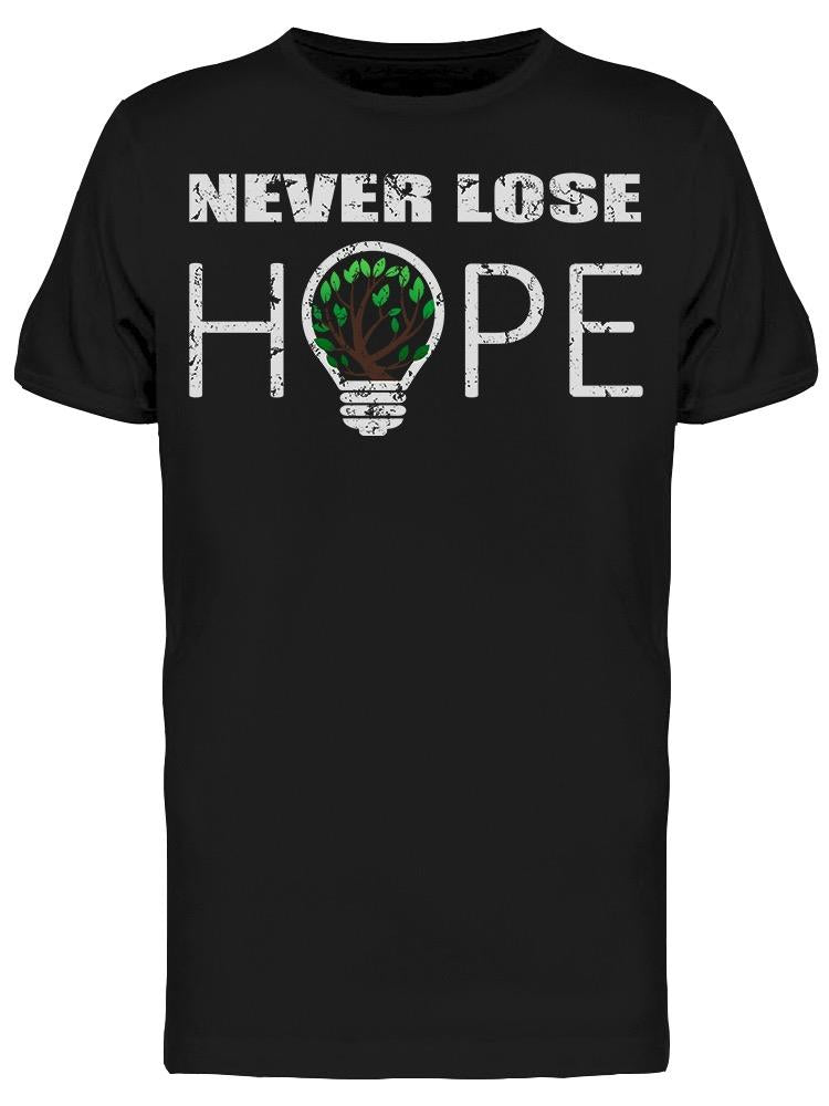 Always Have Hope Tee Men's -Image by Shutterstock