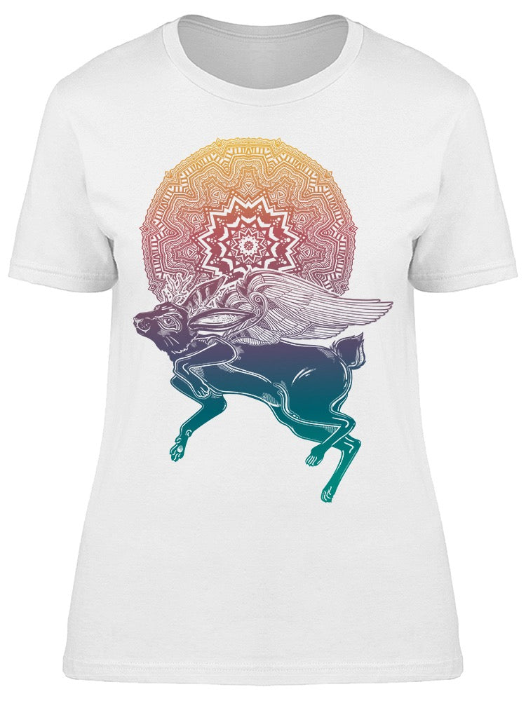 Winged Flying Magic Beast  Tee Women's -Image by Shutterstock