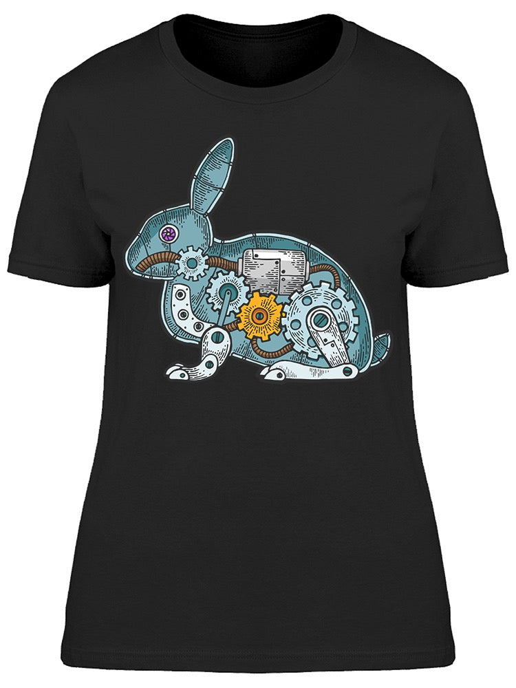 Mechanical Hare  Tee Women's -Image by Shutterstock