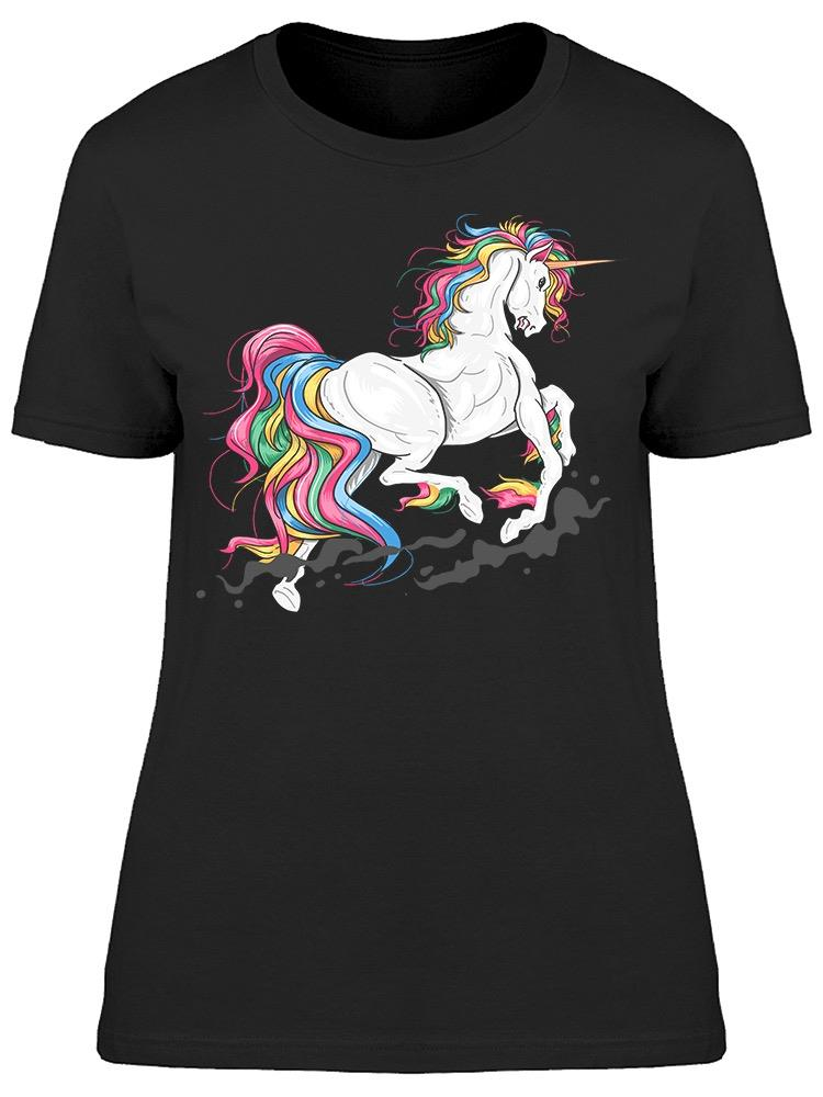 Unstoppable Unicorn Tee Women's -Image by Shutterstock