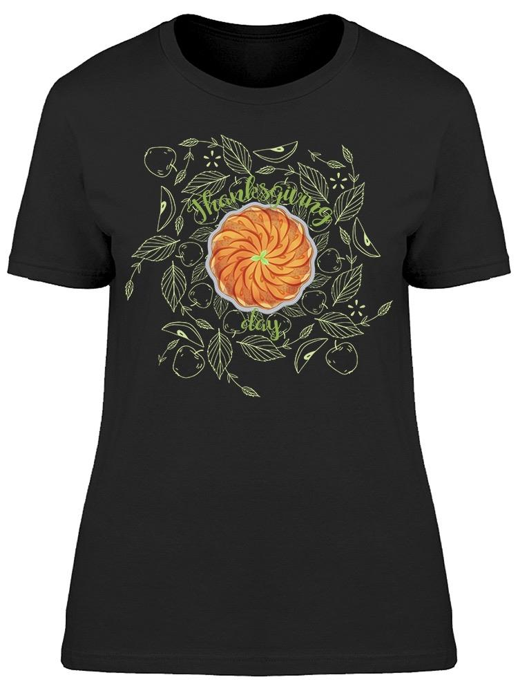 Thanksgiving Day Dessert Tee Women's -Image by Shutterstock