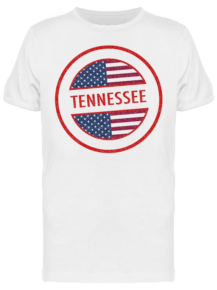 Passport Style Tennessee Tee Men's -Image by Shutterstock