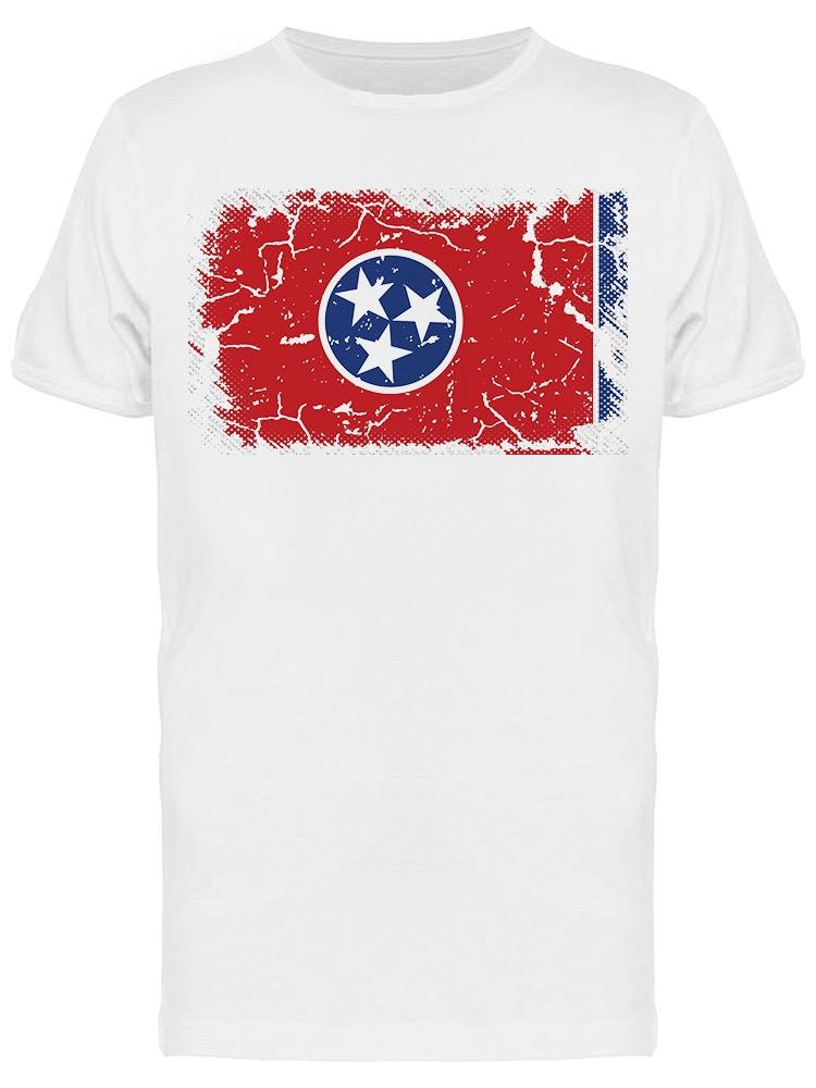 Flag Of Tennessee Tee Men's -Image by Shutterstock