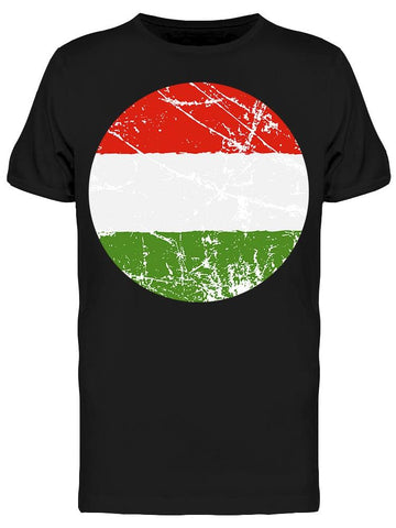 Hungary Circle Tee Men's -Image by Shutterstock