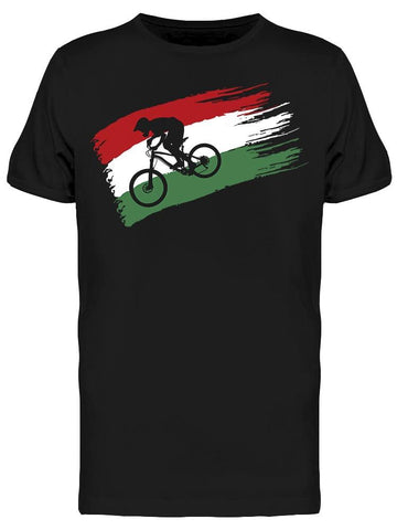 The Cyclist Hungary Tee Men's -Image by Shutterstock