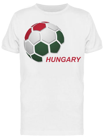 Football Hungary Tee Men's -Image by Shutterstock