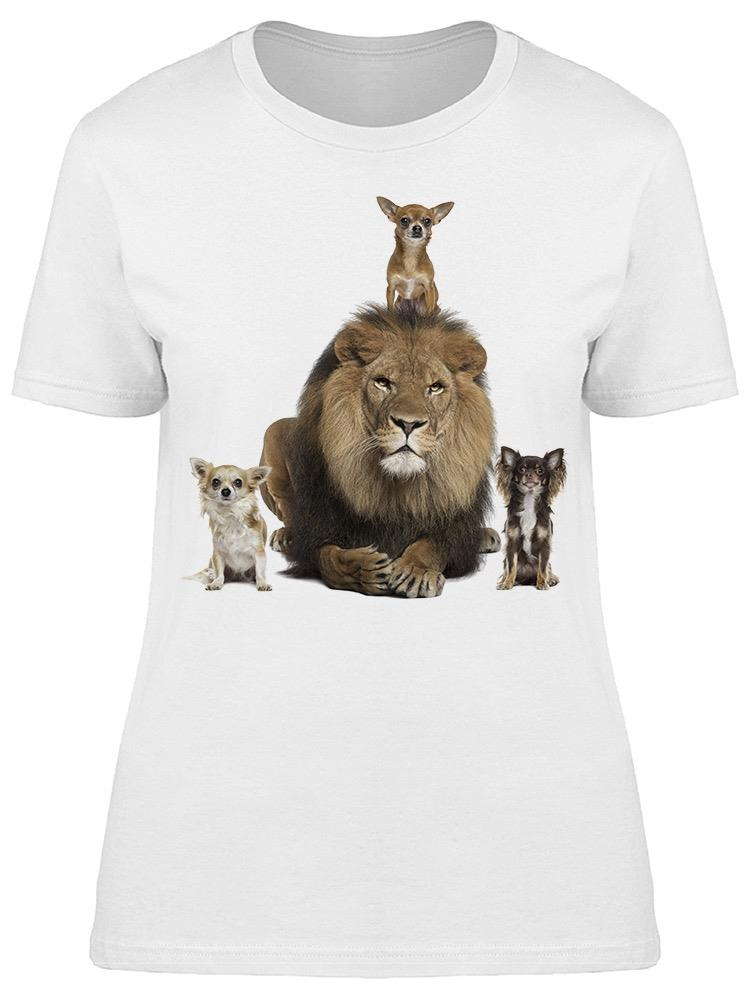 The Lions Club Tee Women's -Image by Shutterstock