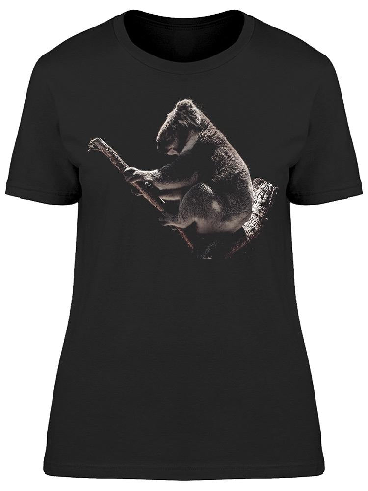 Sleeping Koala Tee Women's -Image by Shutterstock