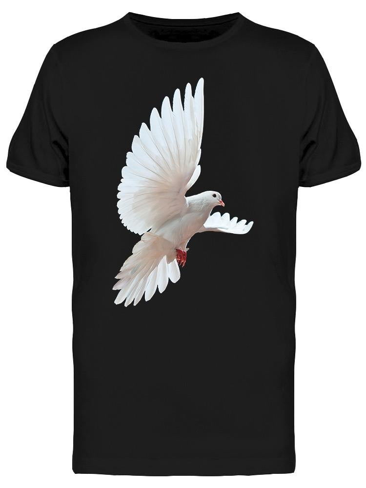 Fly White Dove Tee Men's -Image by Shutterstock