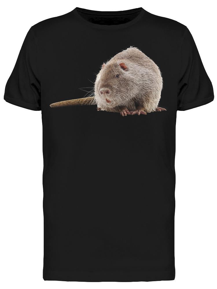 Big Nutria Tee Men's -Image by Shutterstock