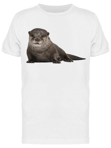 5 Year Small-clawed Otter Tee Men's -Image by Shutterstock
