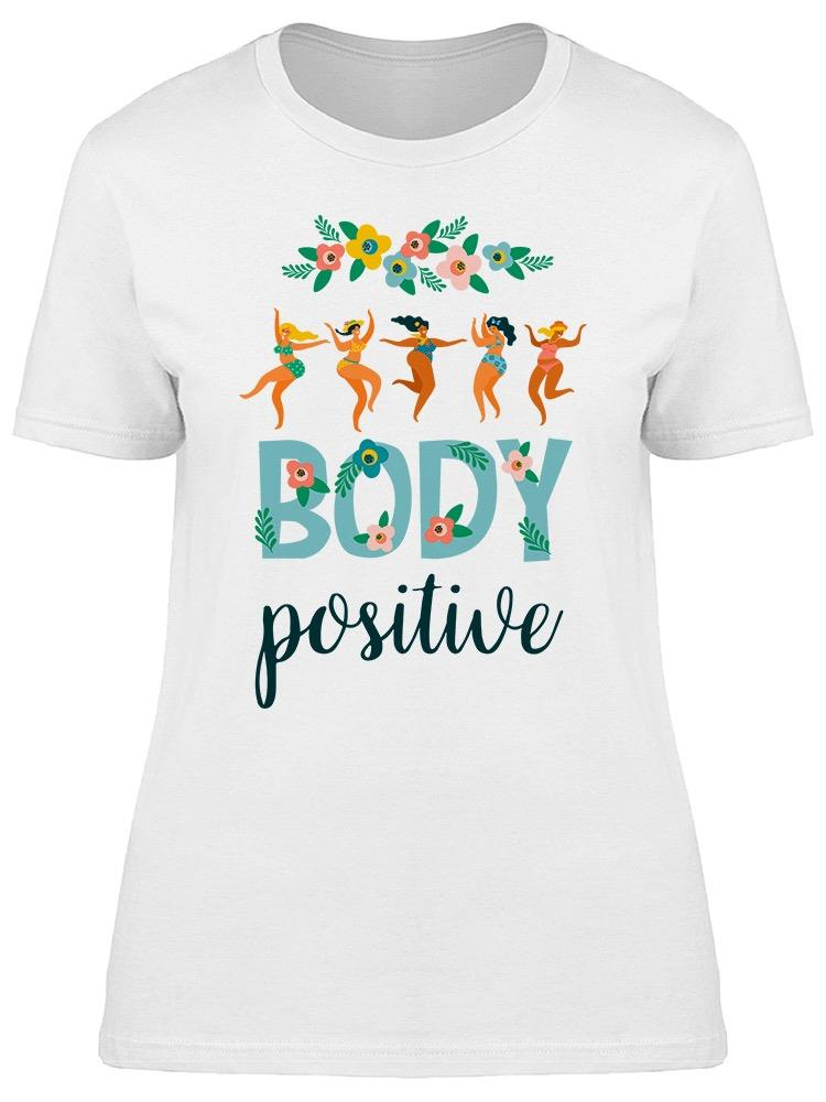 Just Love Your Body Tee Women's -Image by Shutterstock
