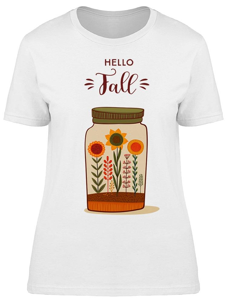 Fall Is Here Tee Women's -Image by Shutterstock