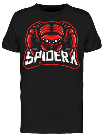 """spider X"", Mascot Tee Men's -Image by Shutterstock"