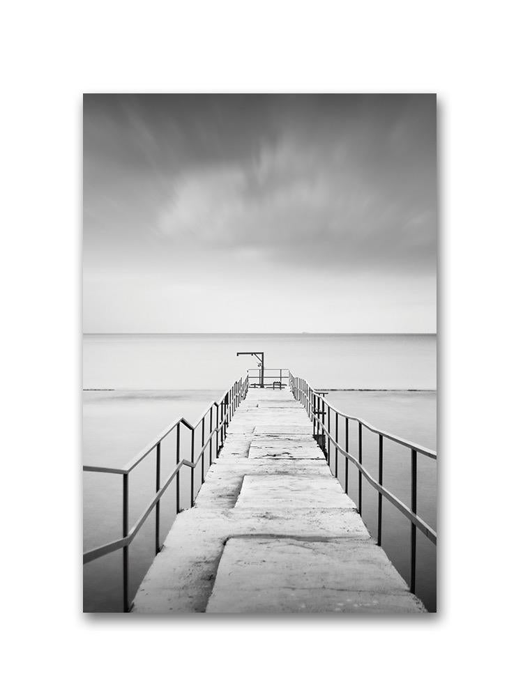 Beautiful Seascape Poster -Image by Shutterstock