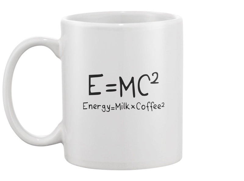 Funny Coffee Quote Mug -Image by Shutterstock