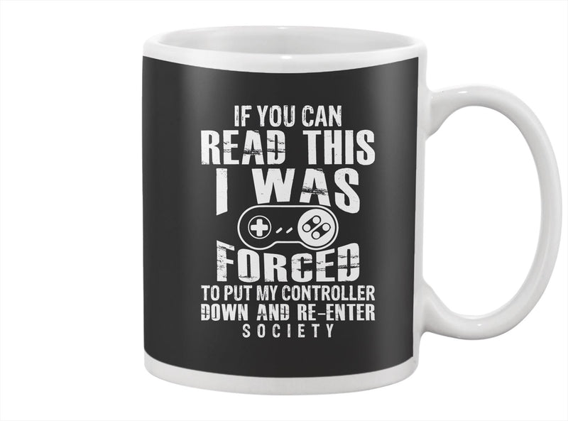 If You Can Read This Design Mug -Image by Shutterstock