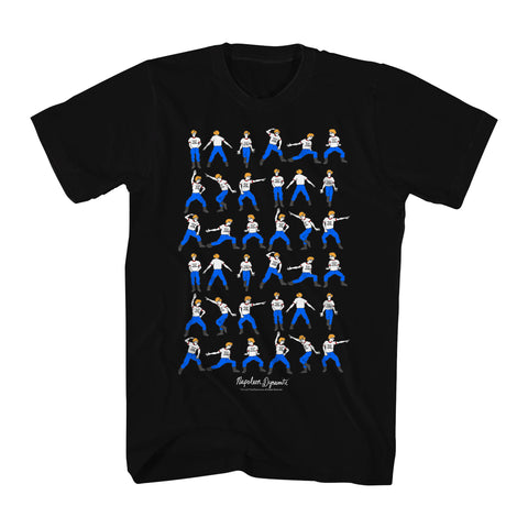 Dancing Napoleon Dynamite Graphic Men's T-shirt