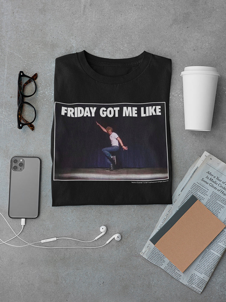 Friday Got Me Like Dancing Napoleon Dynamite Men's T-shirt