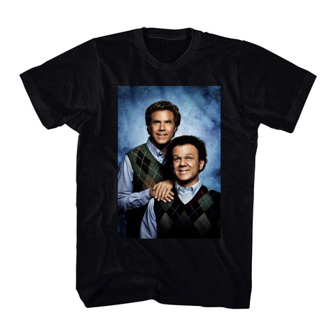 Funny Step Brothers Movie Poster Men's T-shirt