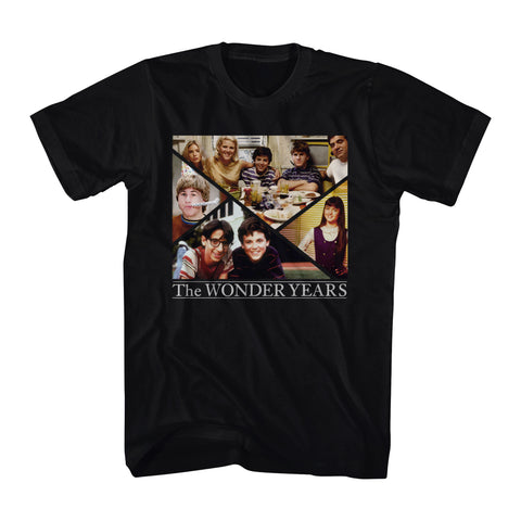 Vintage Family Pictures The Wonder Years Men's T-shirt