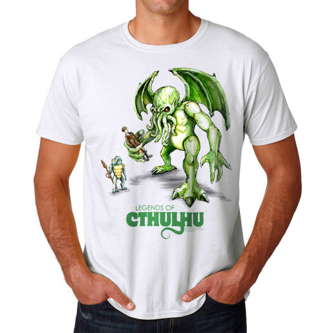 Legends Of Cthulu Warpo Men's T-shirt