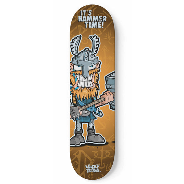 Hammer Viking Skateboard