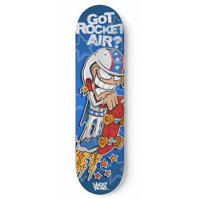 Rocket Air Skateboard