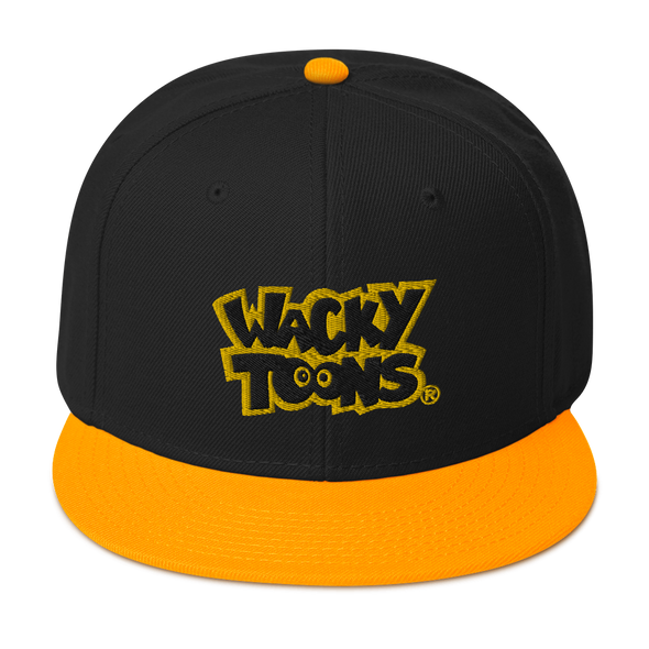 Wacky Toons colors Snapback Hat