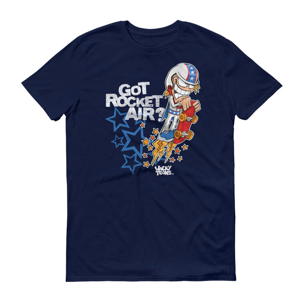 Rocket Air Skater T-Shirt