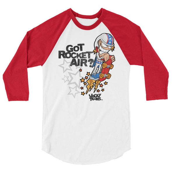 Rocket Air Skater raglan shirt