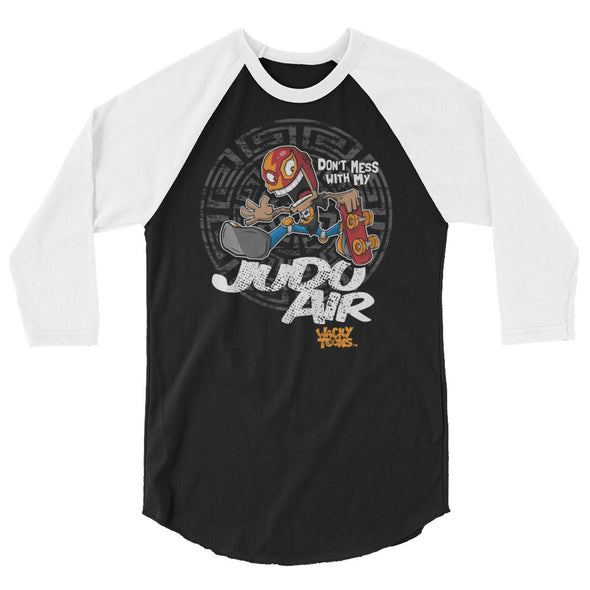 Judo Air Skater raglan shirt