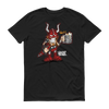 Red Warrior Single Toon T-Shirt
