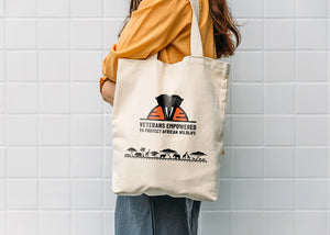 "VETPAW ""Safari"" Tote Bag"