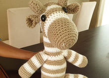 Load image into Gallery viewer, Limited Edition Crochet Giraffe