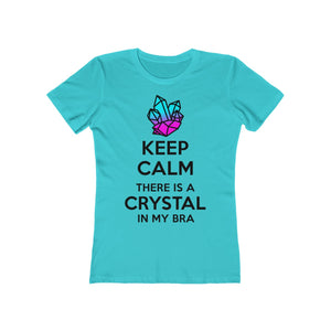 Keep Calm I Have A Crystal - Premium Women's T-Shirt