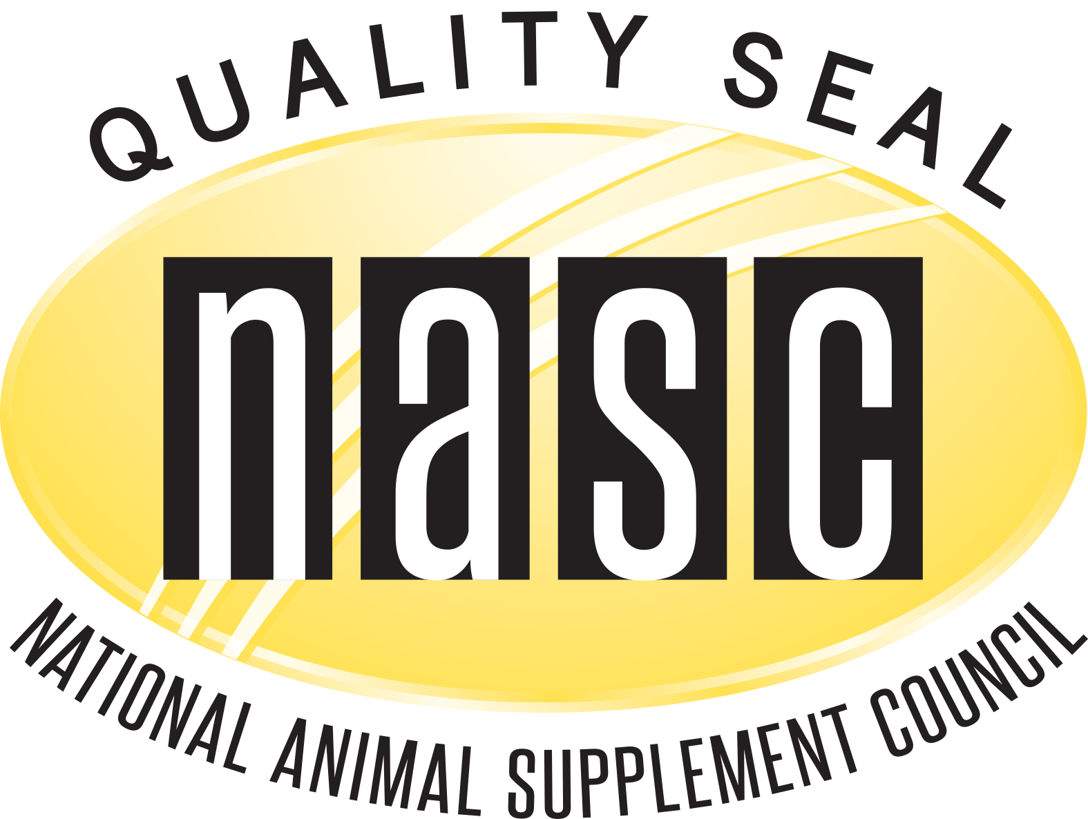 Quality Seal National Animal Supplement Council