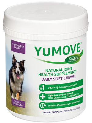YuMOVE Daily Soft Chews - S/M Dogs