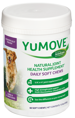 YuMOVE Daily Soft Chews - L/XL Dogs