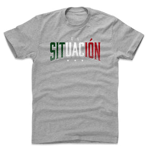 Mike Sorrentino Men's Cotton T-Shirt | 500 LEVEL