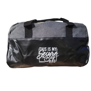 Secure the Bag - Casual Duffle Bag