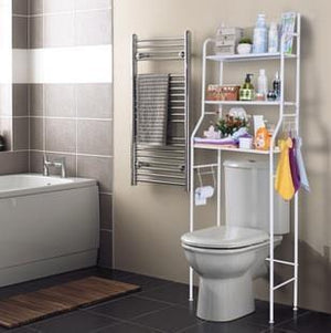 Engrossing Bathroom Storage Organizer