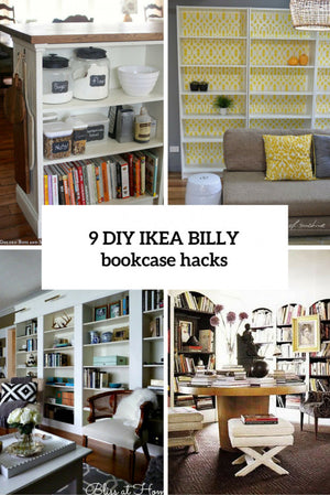 Awesome Billy Bookcase Hack
