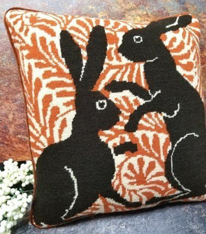 Divine Needlepoint Pillow Kits