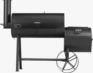 Neutral Brinkmann Vertical Smoker