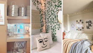 Looking for the best college dorm room ideas? You're in the right place! Here are 23+ super trendy ideas you're going to want to copy.